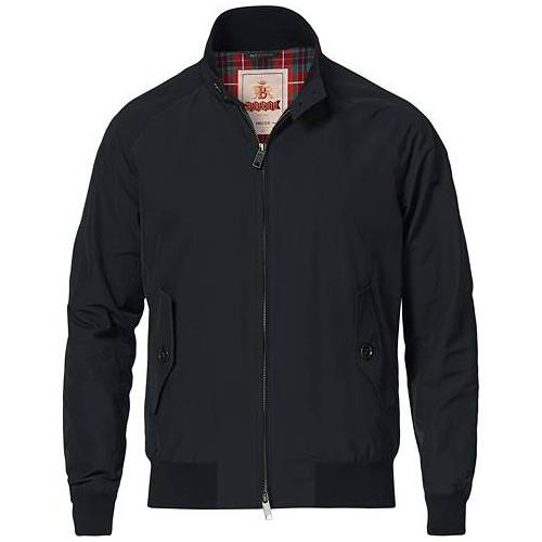Baracuta G9 Original Harrington Jacket Dark Navy