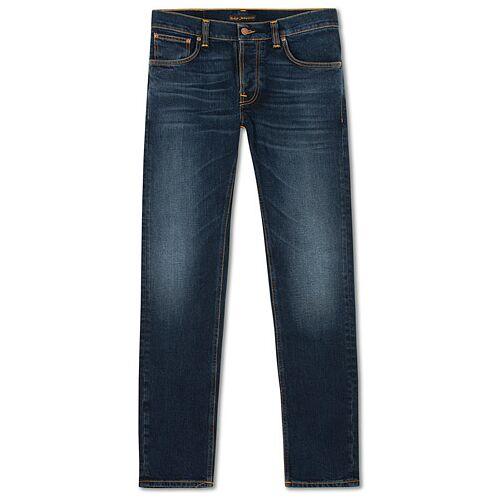 Nudie Jeans Grim Tim Organic Jeans Ink Navy