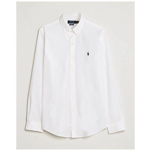Polo Ralph Lauren Slim Fit Shirt Poplin White