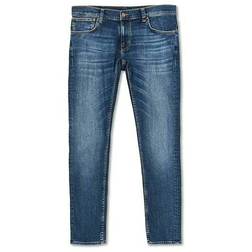 Nudie Jeans Tight Terry Organic Jeans Steel Navy