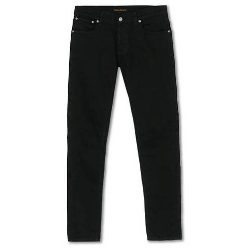 Nudie Jeans Tight Terry Organic Jeans Ever Black