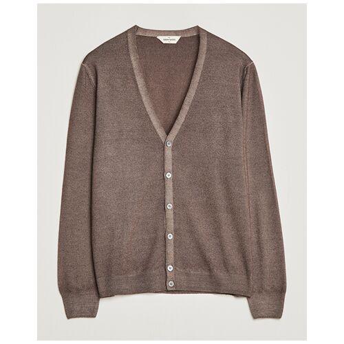 Gran Sasso Vintage Merino Fashion Fit Cardigan Beige