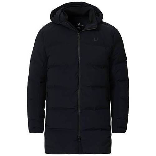 UBR Thunder Down Parka Black