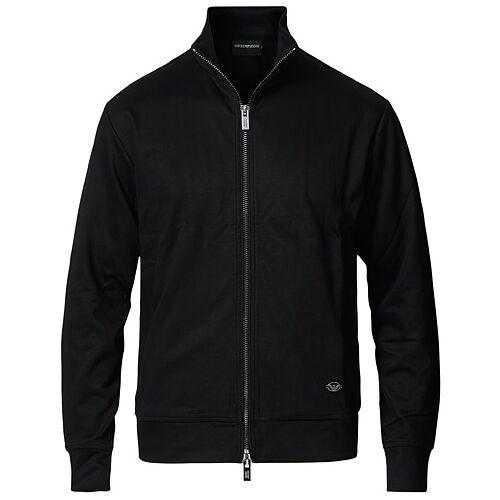 Giorgio Armani Emporio Armani Full Zip Sweater Black