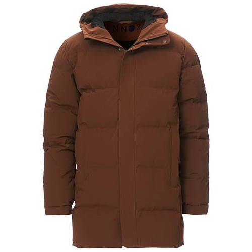 NN07 Golf Down Parka Canela Brown