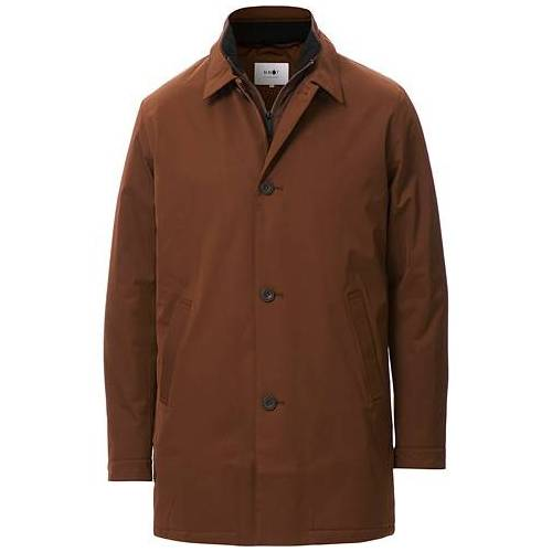 NN07 Blake Jacket Canela Brown