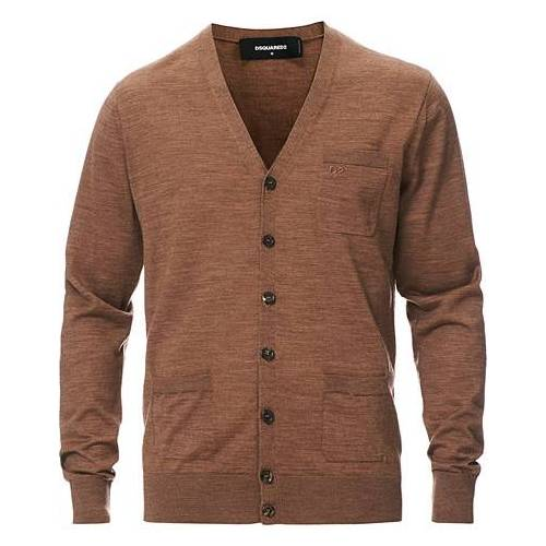 Dsquared2 Cardigan Camel