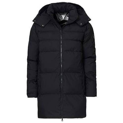 EA7 Mountain Parka Black