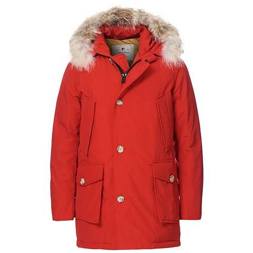 Woolrich Artic Parka DF Red