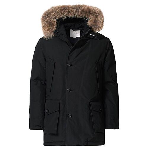 Woolrich Artic Parka Tonal Fur New Black
