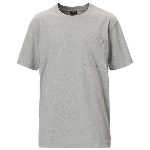 Filson Outfitter Solid One Pocket Tee Grey