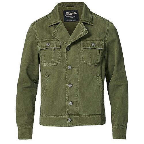 Morris Rochefort Twill Jacket Olive