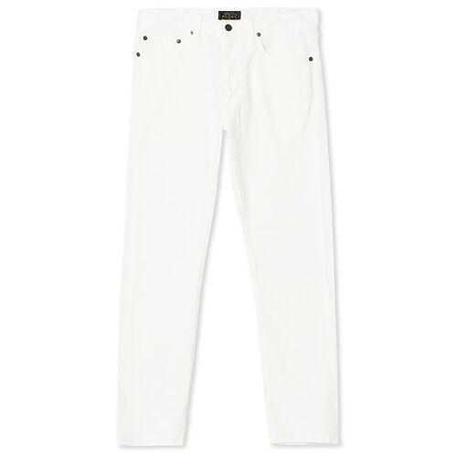 BEAMS PLUS 5 Pocket Pants Off White