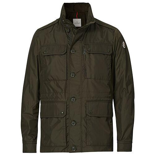 Moncler Lez Field Jacket Green