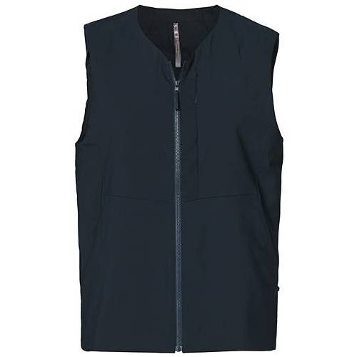 Arc'Teryx Veilance Quoin IS Lightweigt Insulated Vest Deep Navy