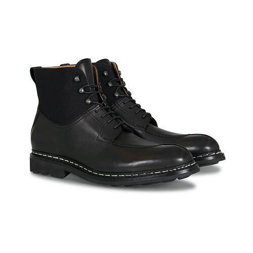 Heschung Ginkgo Boot Black Calf/Black