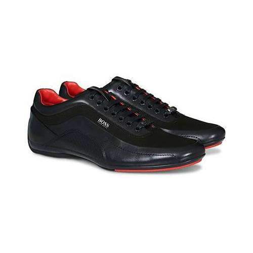 Boss Racing Sneaker Black