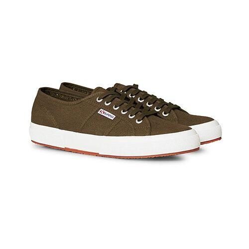 Superga Canvas Sneaker Military Brown