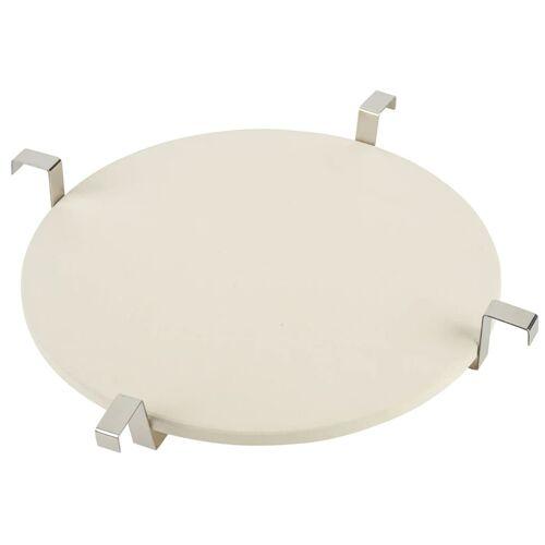 Landmann Deflector Platte Pizzateller 47,5 cm Weiß 15900