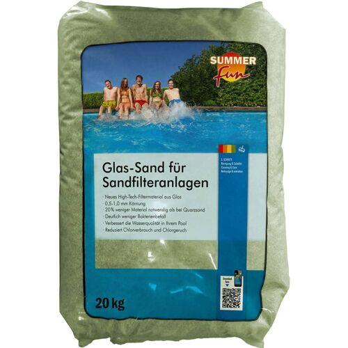 Summer Fun Filterglas 20 kg 0,5 - 1,0 mm