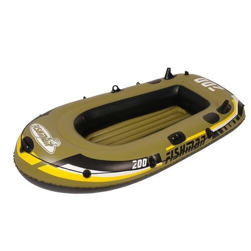 Jilong Schlauchboot Angelboot Sportboot Boot Fishman 200