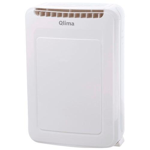 Qlima Luftentfeuchter 75 m³ 2 L Weiß DD 208