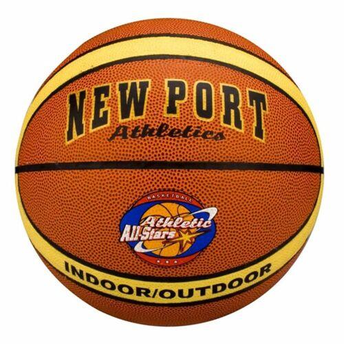 New Port Basketball Laminiertes PVC-Leder 16GF