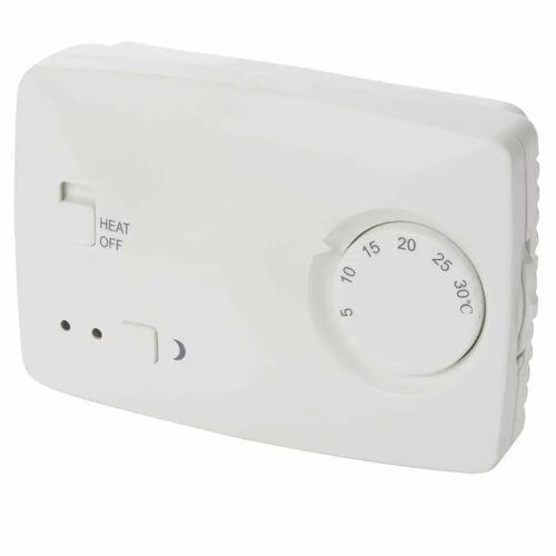 Perel Nicht Programmierbares Thermostat Weiß CTH407