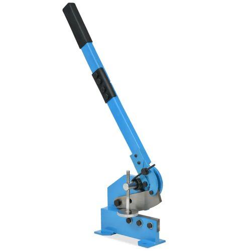 vidaXL Handhebelschere 125 mm Blau