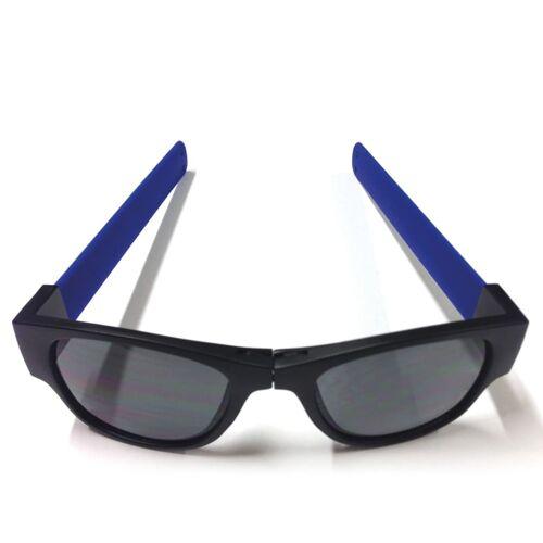 Clix Faltbare Sonnenbrille Blau CLI001