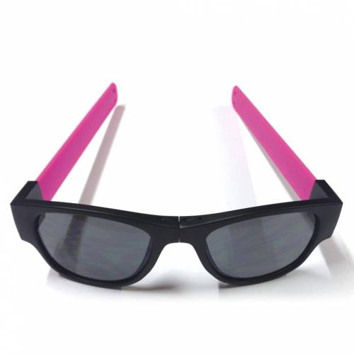 Clix Faltbare Sonnenbrille Pink CLI002