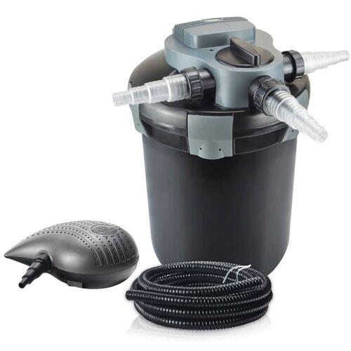 HEISSNER Teichdruckfilter-Set 2200 L/h