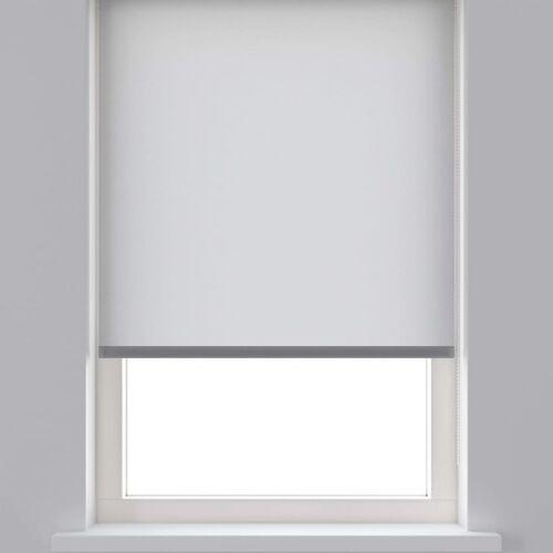 Decosol Rollo Lichtdurchlässig Weiß 150 x 190 cm