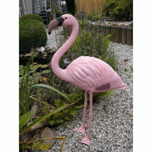Ubbink Flamingo Gartenfigur Gartendekoration Teichdeko