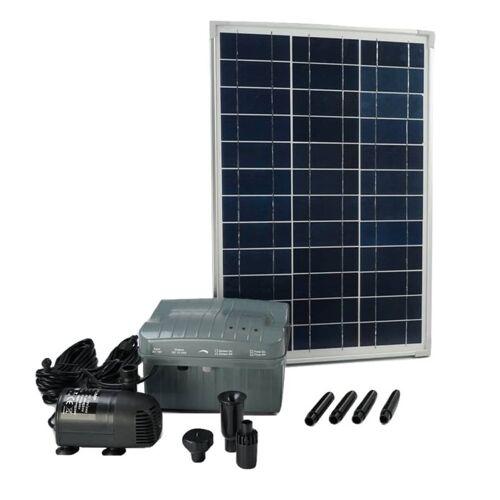 Ubbink SolarMax 1000 with Solarmodul, Pumpe und Batterie 1351182