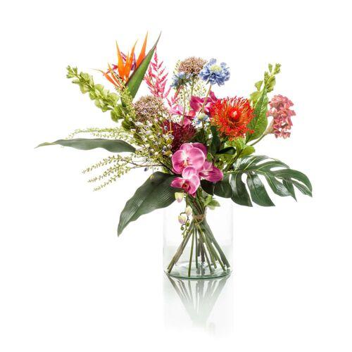 Emerald Künstlicher Blumenstrauß Exotic Mix