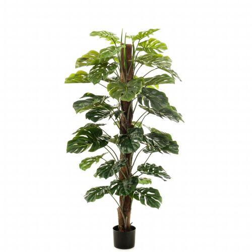 Emerald Kunstpflanze Monstera an Stangen 150 cm