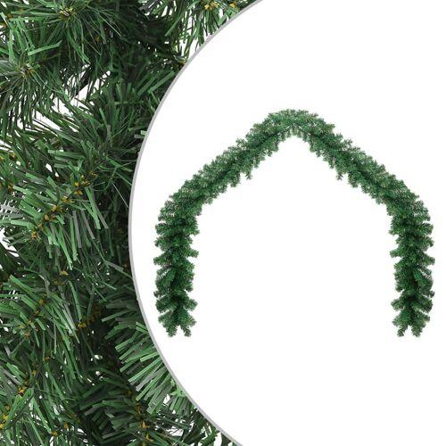 vidaXL Weihnachtsgirlande PVC 10 m