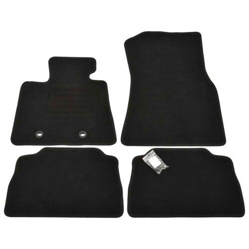 vidaXL 4-tlg. Autofußmatten-Set für BMW G06 (X6)