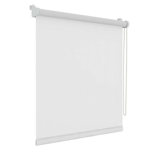 Decosol Rollo Mini Lichtdurchlässig Uni Weiß 97 x 160 cm