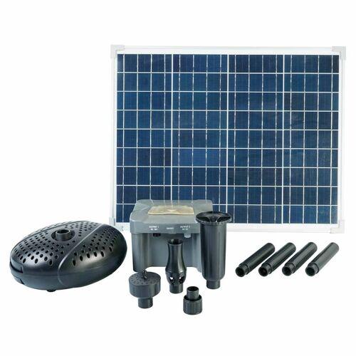 Ubbink SolarMax 2500 Set mit Solarmodul, Pumpe und Batterie