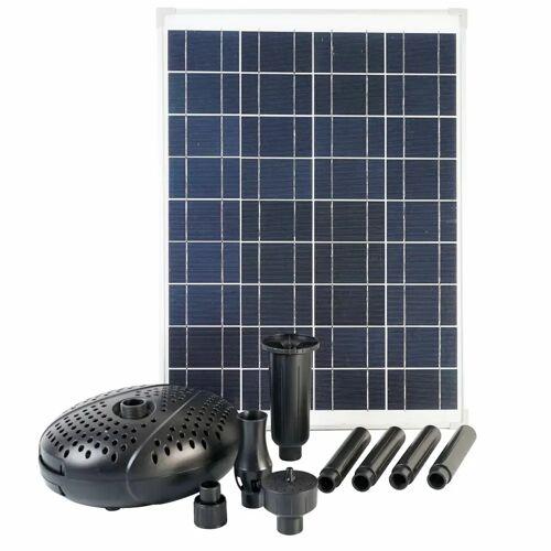 Ubbink SolarMax 2500 Set mit Solarmodul und Pumpe