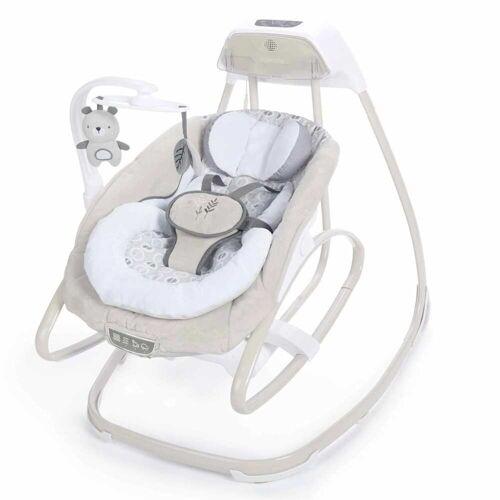 Ingenuity Smartsize Gleitende Babywippe & Schaukel-Halterung