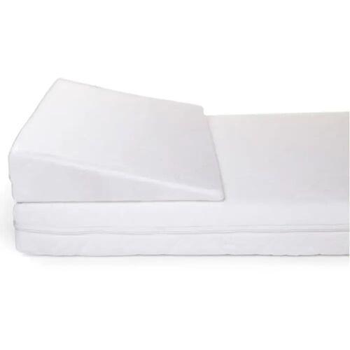 CHILDHOME Reflux Keilkissen Heavenly 40×90 cm Weiß