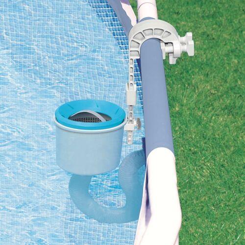 Intex Oberflächenskimmer Poolwand-Montage Deluxe