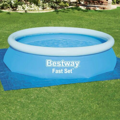 Bestway Pool-Bodenplane Flowclear 335×335 cm