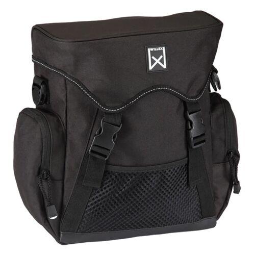 Willex Fahrradtasche XL 17 L Schwarz 13501