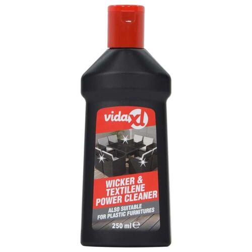 vidaXL Gartenmöbel-Reiniger für Rattan und Textilene 250 ml