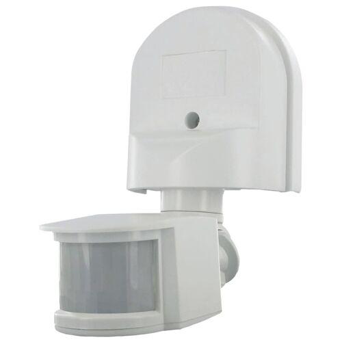 Smartwares Bewegungsmelder 180° 12 m Weiß ES90W