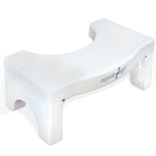 Squat-n-Go Toilettenhocker Weiß SQG002